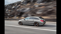 Mercedes CLA Shooting Brake
