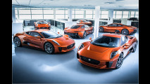 Bond: Die Autos in
