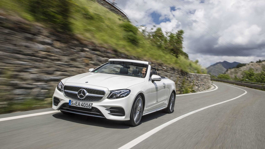 2018 Mercedes-Benz E-Class Cabriolet Review: Refined Glamour