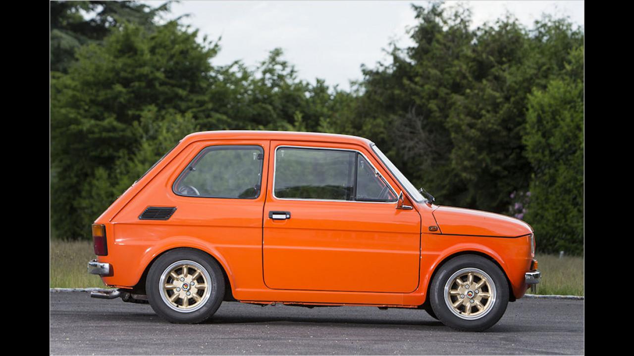 1983 Fiat 126 Abarth Replica