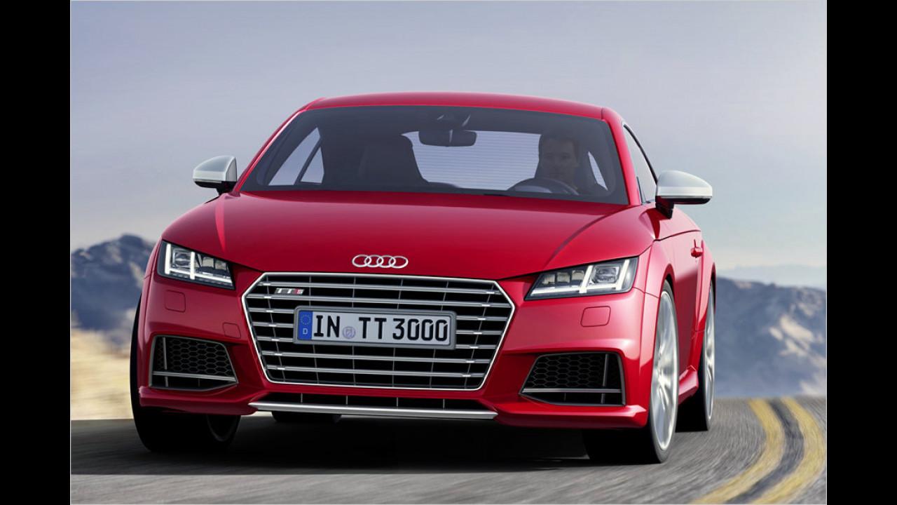 Audi: Neuer TT in Genf