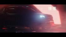 2018 Mercedes X-Class screenshot from teaser video