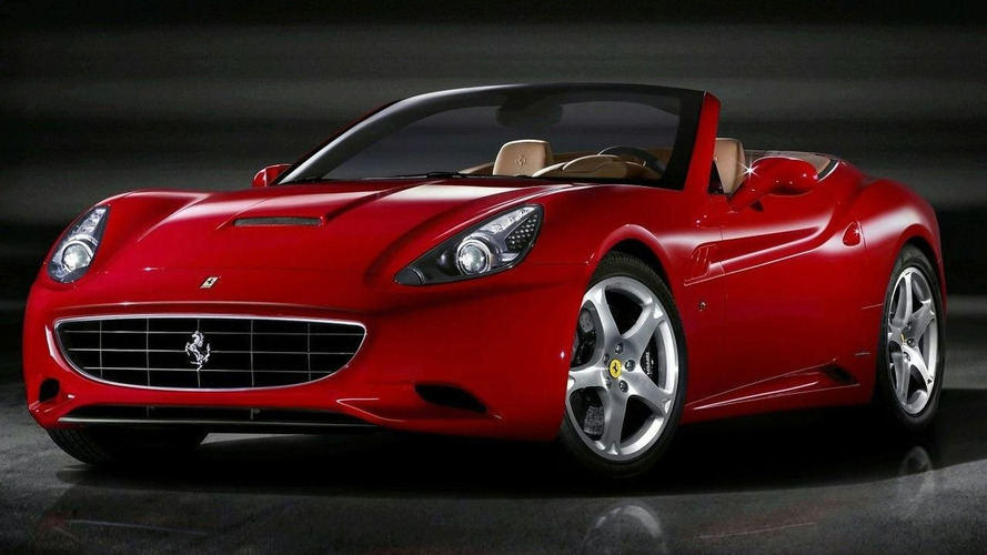 Manual Transmission & HGTC Handling Pack to be Offered for Ferrari California