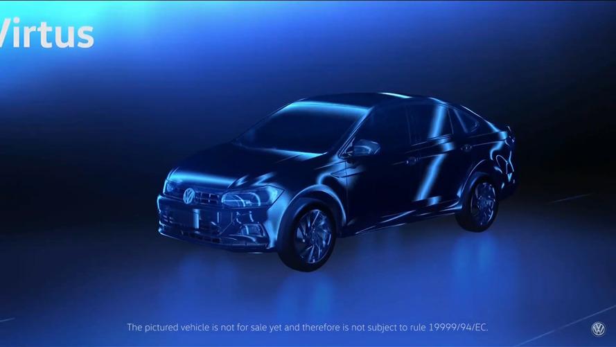 Volkswagen já registrou o nome Virtus no Brasil e na Argentina