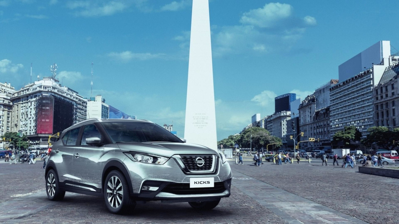 Nissan Kicks - Argentina
