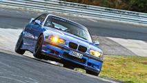 BMW M3 E36 Record Nurburgring