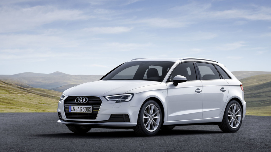 Nova geração do Audi A3 chega em 2019 com carroceria inédita