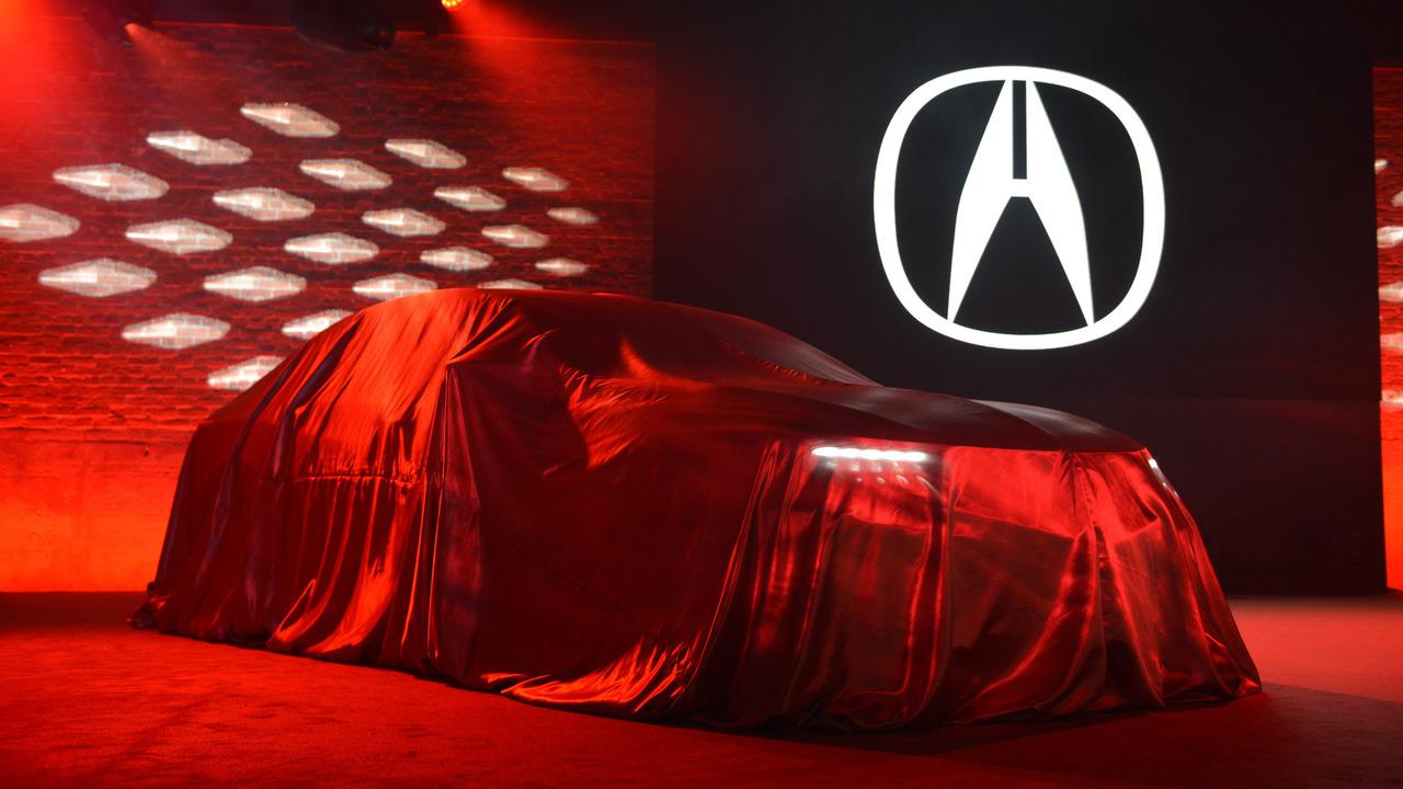 2018 Acura TLX