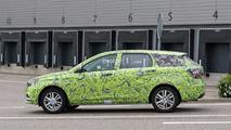 Lada Vesta Wagon spy photo
