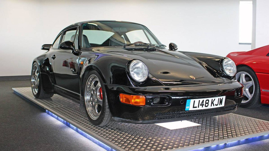 Rare Porsche 911 Turbo S Leichtbau Gets Into Bidding War
