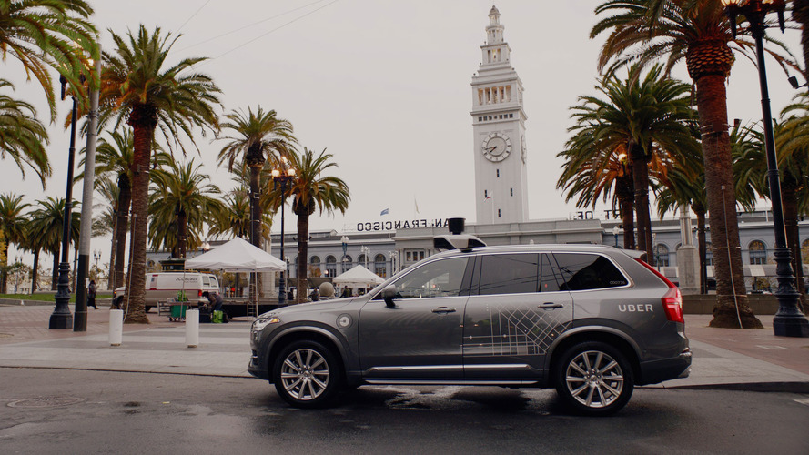 Volvo XC90 In Fatal Uber Crash Didn't Use Standard Safety Tech