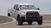 Ford Ranger Raptor Spy Photos