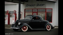 Ford Deluxe Three-Window Custom Coupe