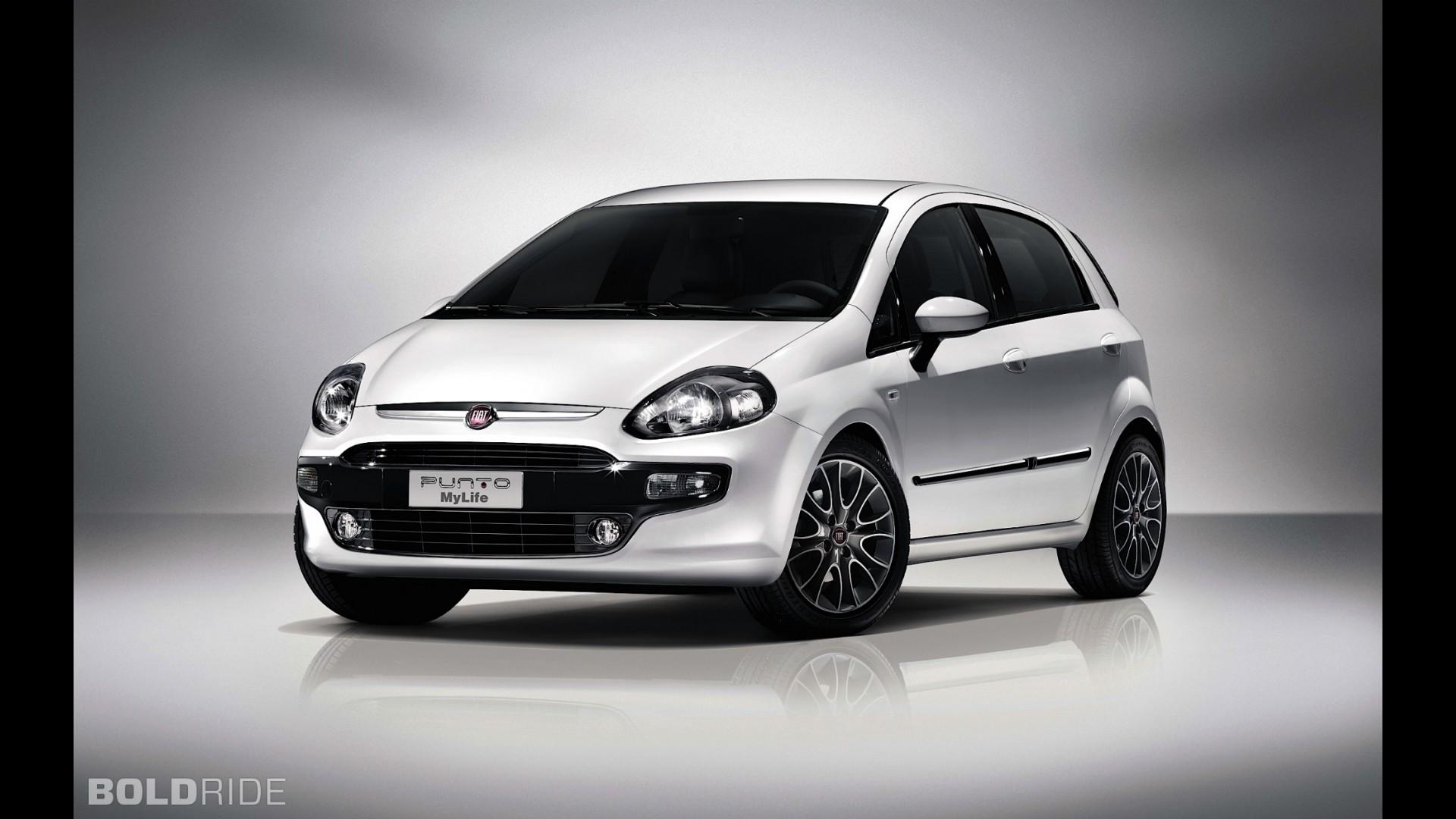 Fiat Punto Evo España