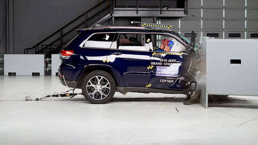 Ford Explorer, Jeep Grand Cherokee Perform Poorly In Crash Tests