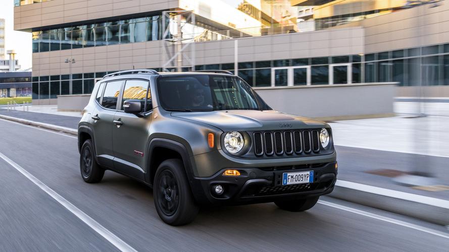 Jeep Renegade e Compass em alta no mercado italiano