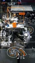 Acura Clean Diesel i-DTEC Engine