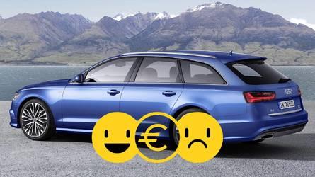 Promozione Audi A6 Avant, perché conviene e perché no