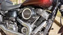 Essai Harley Sport Glide