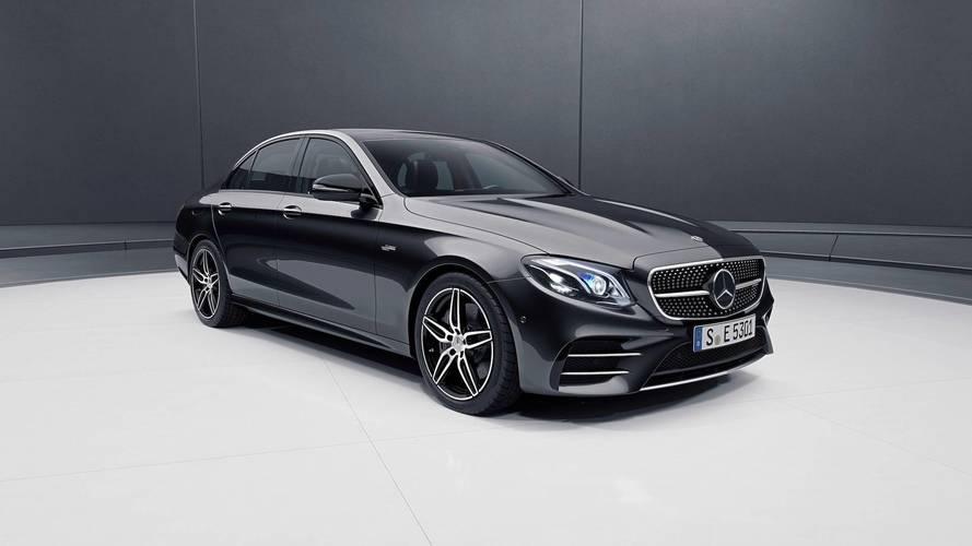 Mercedes-AMG E 53 berlina y Estate 2018