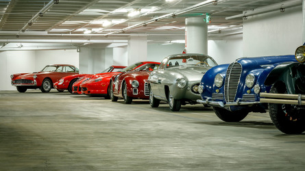 LA's famous Petersen Museum expands its Vault tour
