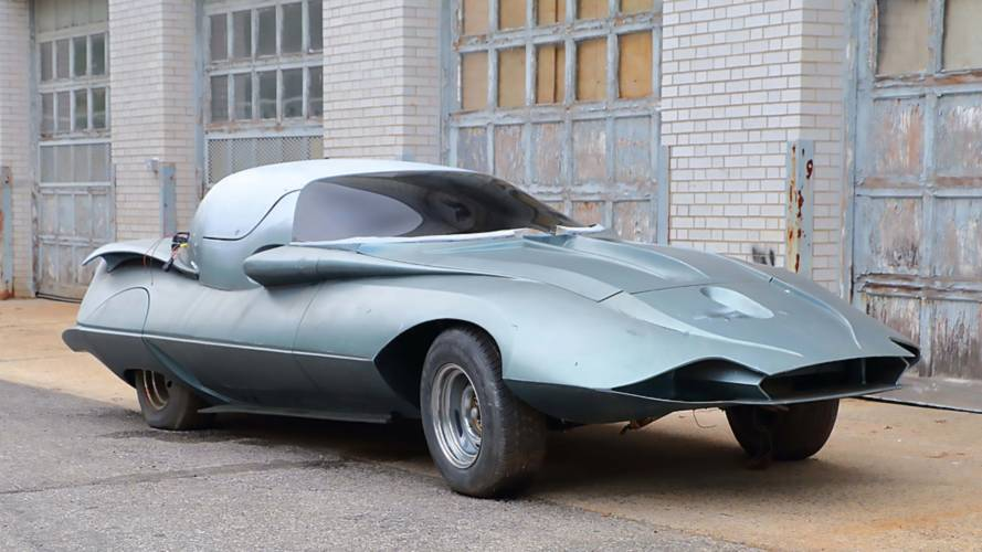 You Could Own This Strangely Designed Chevy Corvette Custom