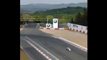Una BMW-Sauber torna sul ring