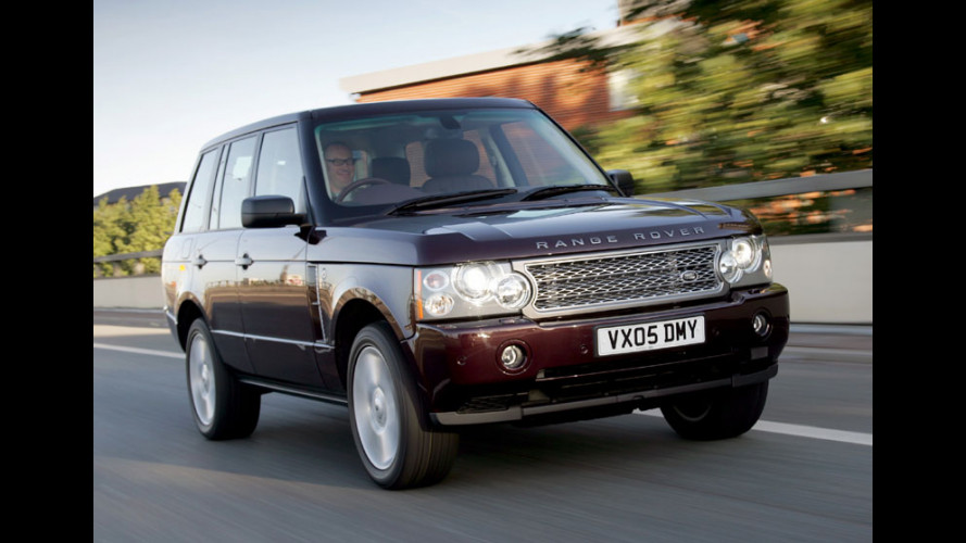Range Rover 35th Anniversary