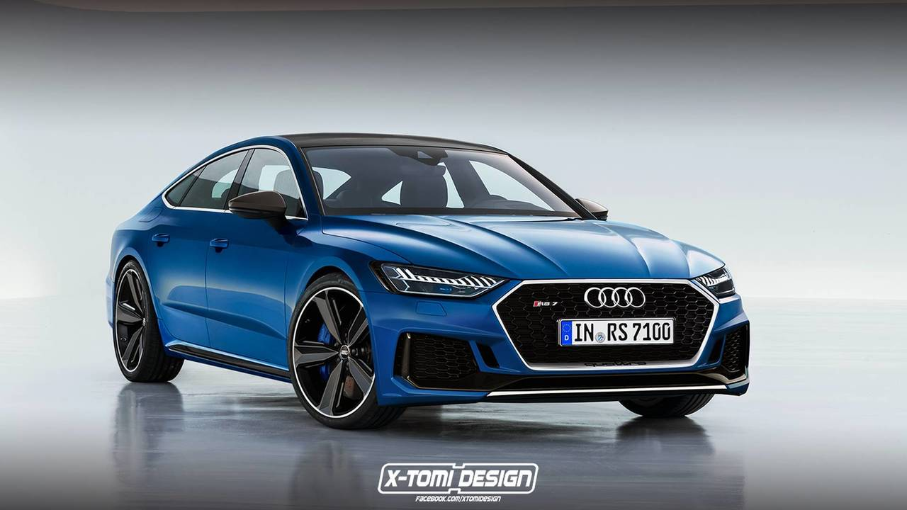 Audi RS7 Sportback by X-Tomi Design