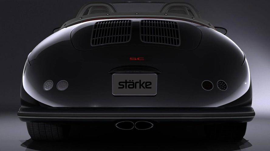 Stärke Revolution Speedster SC