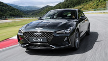 2018 Genesis G70: First Drive