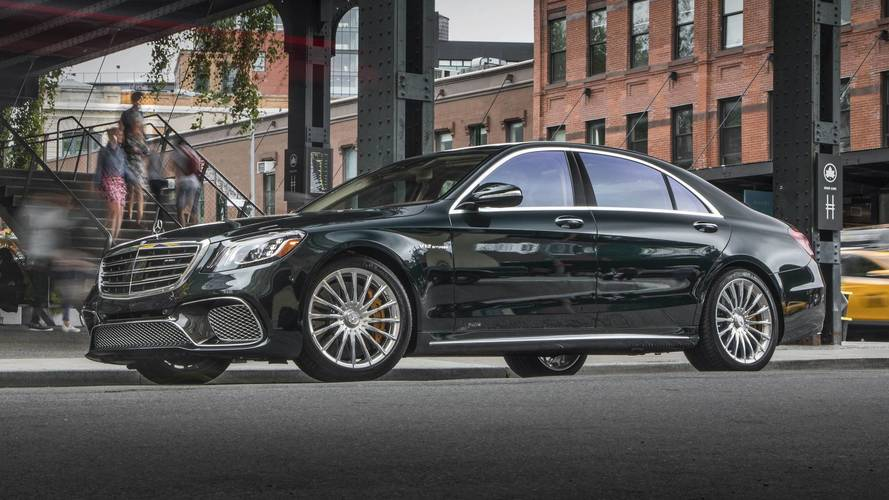 2018 Mercedes-AMG S65 Review: The Irrational Monster