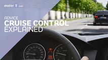 M1 YT Advice Cruise control