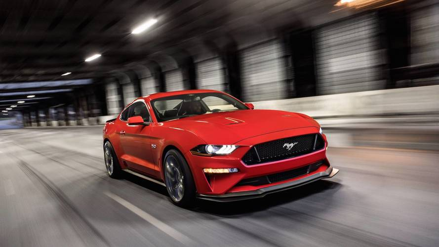 Ford Mustang GT Performance Pack Level 2