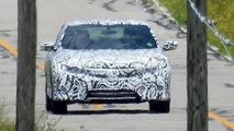 2016 Honda Civic Coupe spy photo