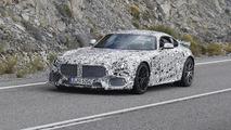 Mercedes-AMG GT3 road car spy photo