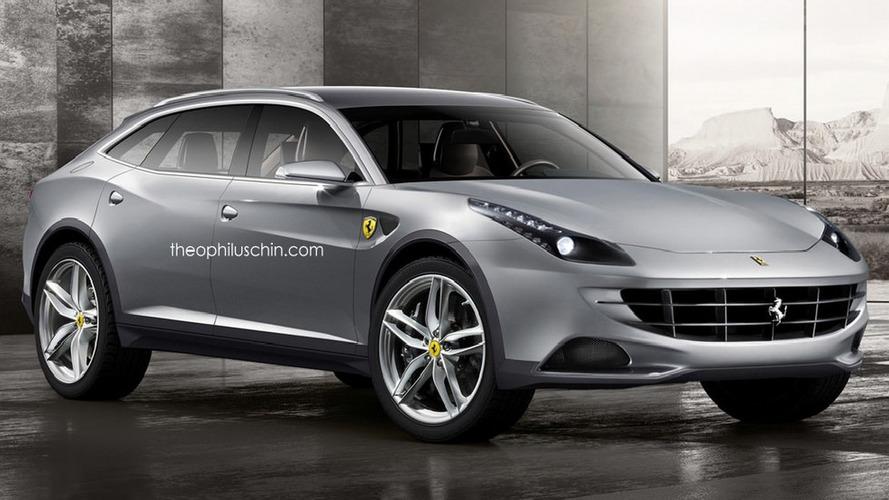 Ferrari, SUV modelinin gelişini doğruladı