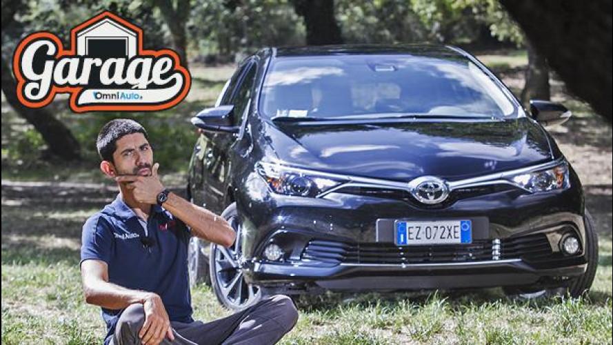 Toyota Auris, piccolo motore a chi? [VIDEO]