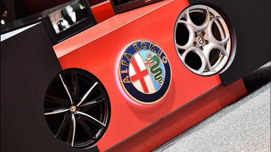 L'Alfa Romeo Giulia forse non si chiamerà Giulia
