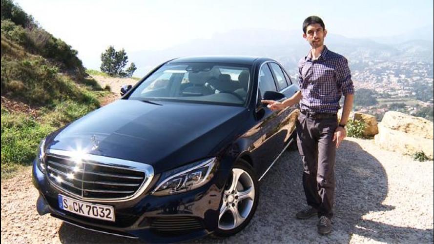 Mercedes Classe C, le berline sono ancora belle… anche da guidare [VIDEO]