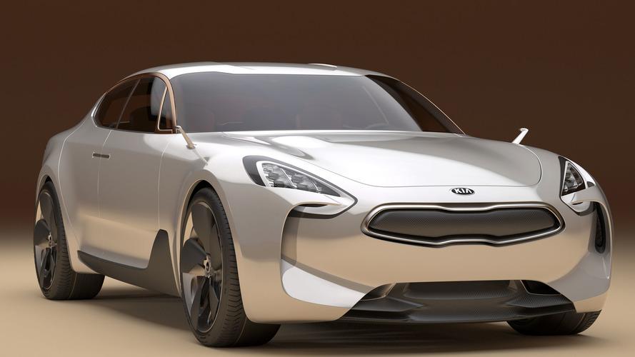 Production Kia GT means a sporty sedan as range topper in 2017