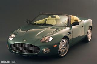 Aston Martin DB AR1