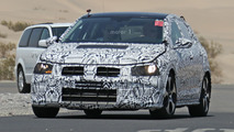 2017 Volkswagen Polo spy photo