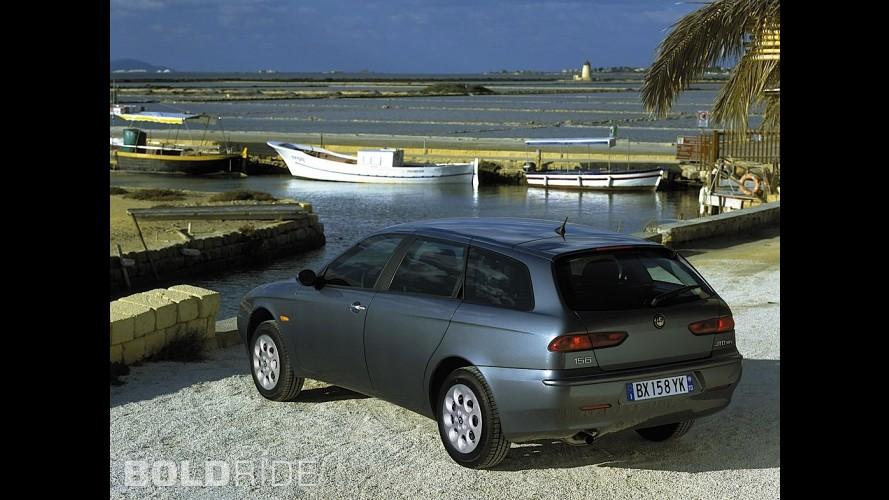 Alfa Romeo Sportwagon JTD 16V