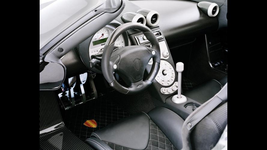 Koenigsegg Edition CCX