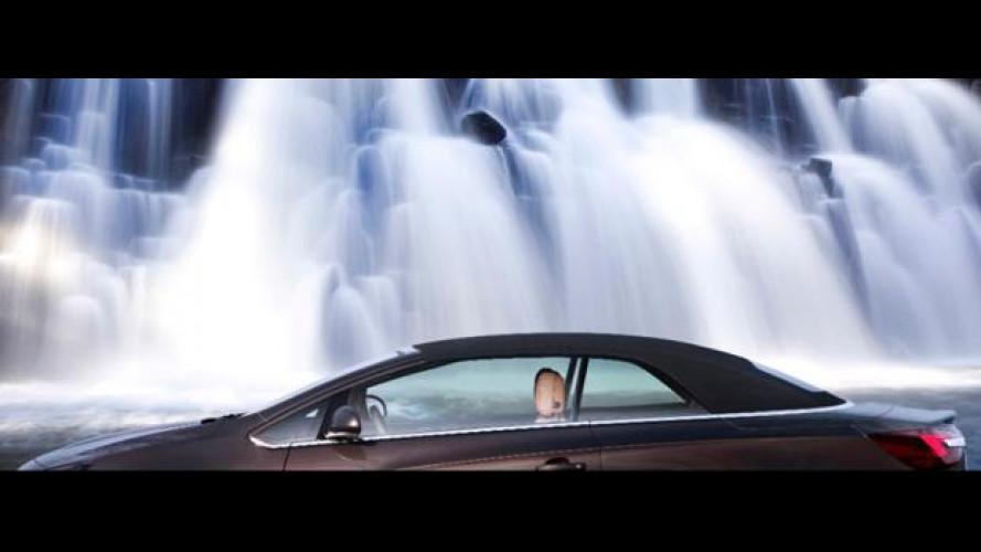 Opel Cascada, si chiama così l'erede dell'Astra cabriolet