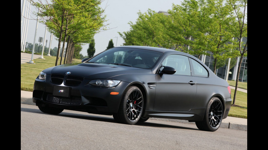 BMW M3 Coupé Frozen Black Edition