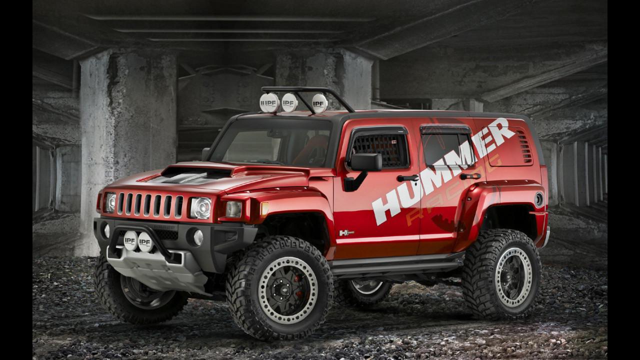 Hummer H3R