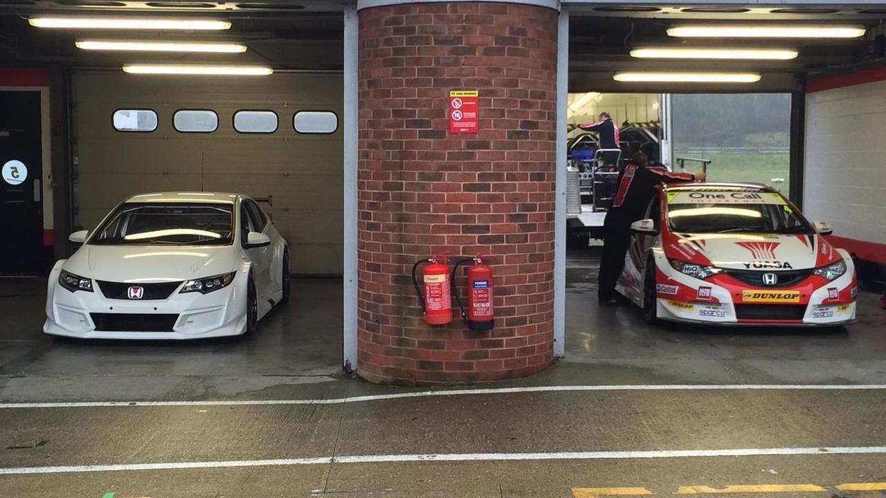 Honda Civic Type R for 2015 BTCC