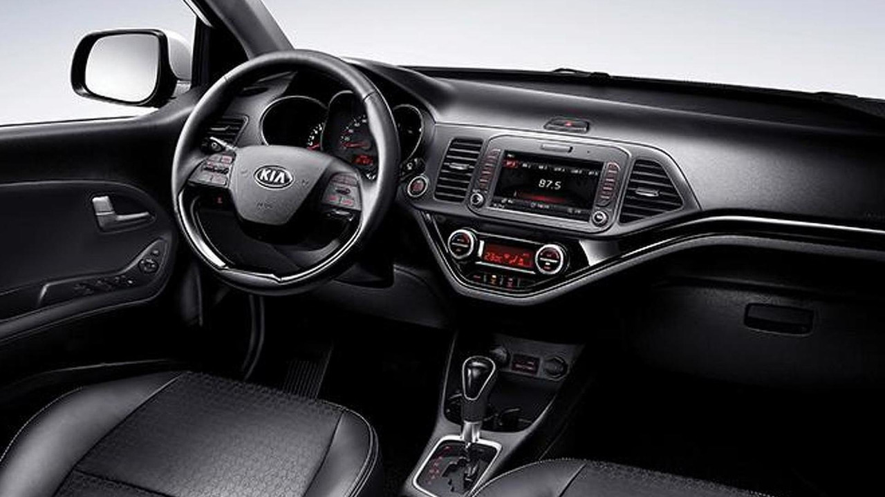 2015 Kia Morning facelift